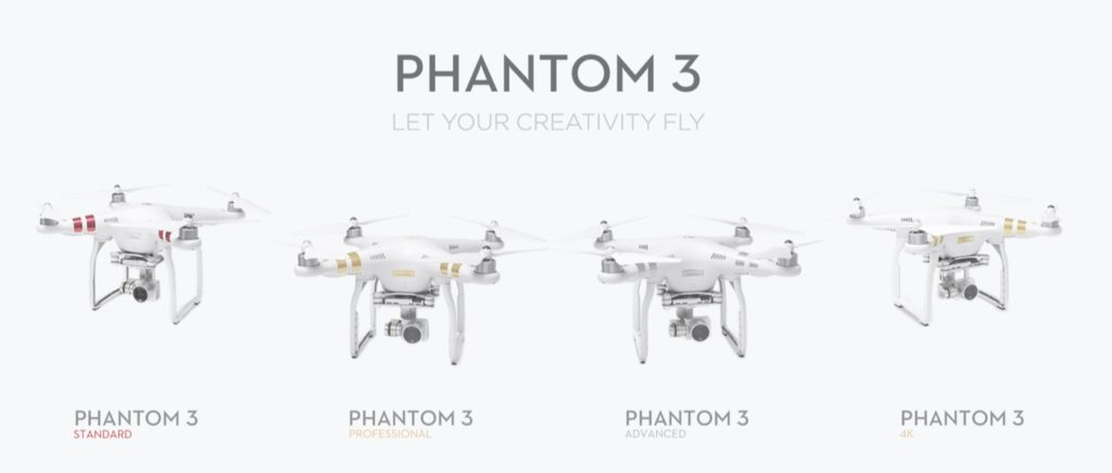 So sanh phantom 3