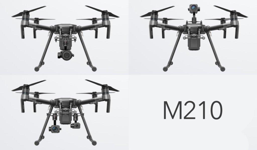 Đánh giá DJI M200