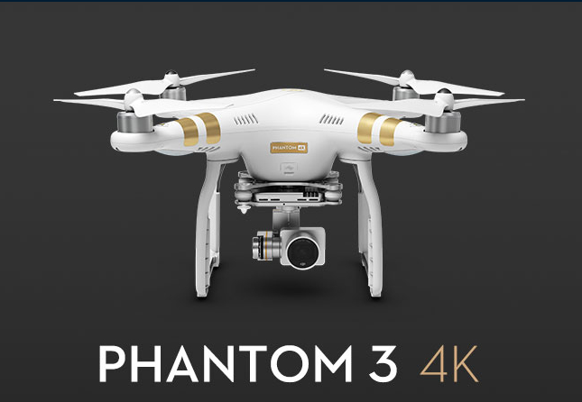 thuê flycam DJI Phantom 3 Pro Hà Nội