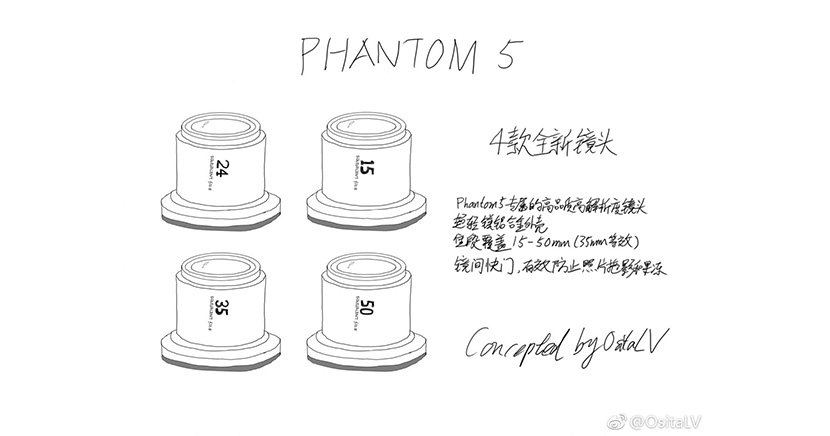 DJI Phantom 5