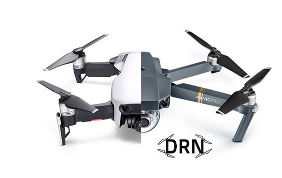 DJI Mavic Pro VS Mavic Air