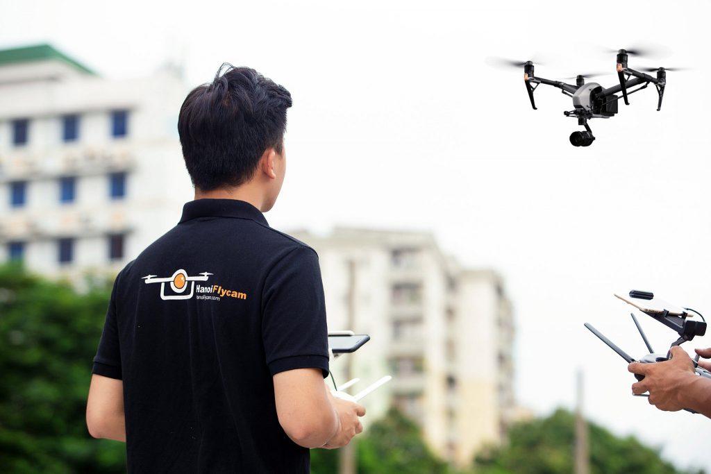 Cho thuê drone tại Hà Nội
