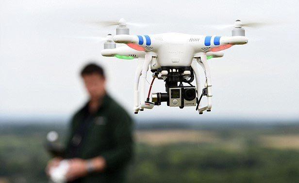 flycam là trợ thủ đắc lực của ngành báo chí